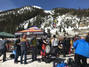 denver Alumni Club Day at Arapahoe Basin